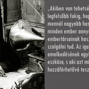 KODÁLY Zoltán gondolatai a zenéről, ÉNEKRŐL